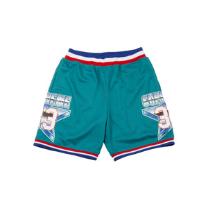 Supreme Teal All Star Shorts