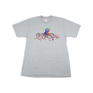 Supreme Grey Tentacles Tee
