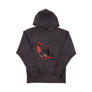 Travis Scott Grey Jumpman Hoodie