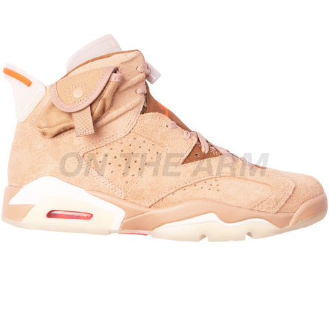 Nike British Khaki Travis Scott Air Jordan 6