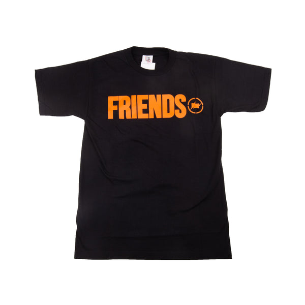 VLONE Black Fragment Friends Tee