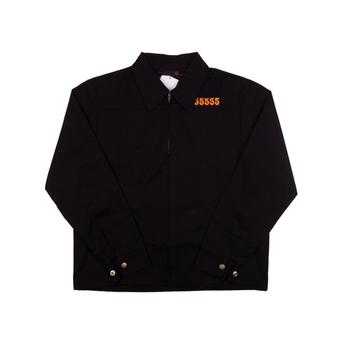 VLONE Black Jail Jacket