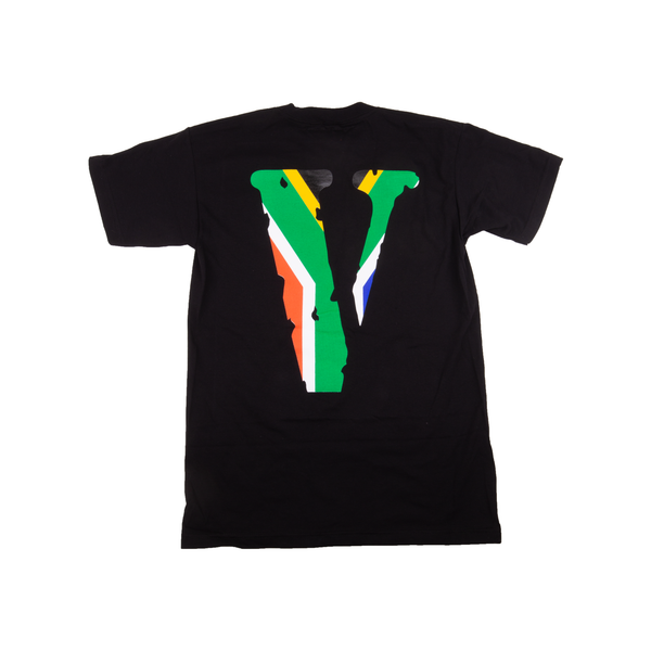 VLONE Black South Africa Tee