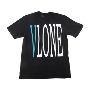VLONE Black 3125c Staple Tee