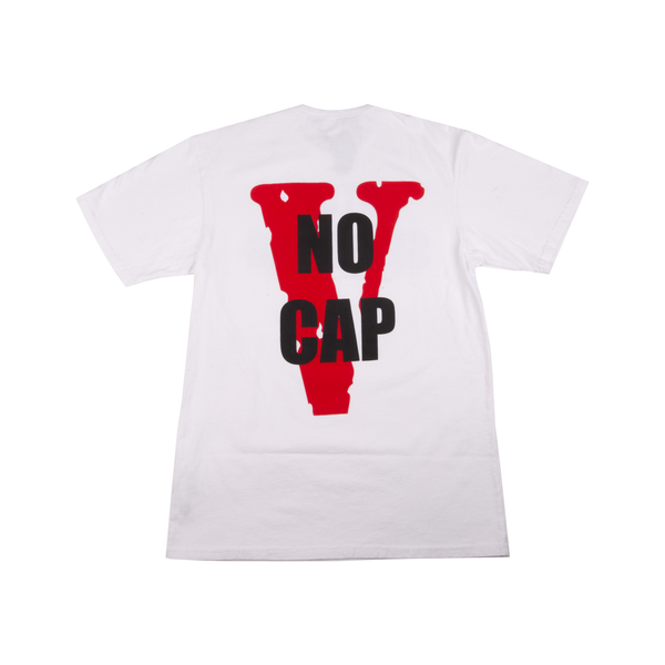 VLONE Red Stop Snitching Tee