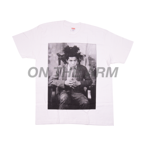 Supreme White Basquiat Tee