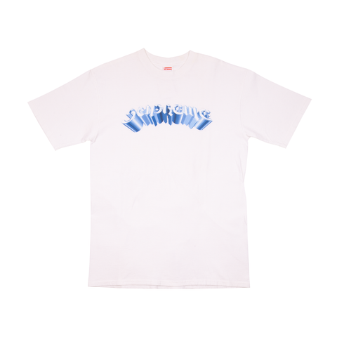 Supreme White Diamond Logo Tee