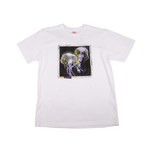 Supreme White Jellyfish Tee