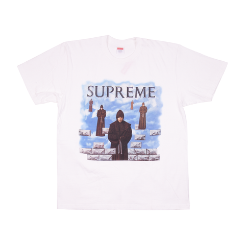 Supreme White Levitation Tee