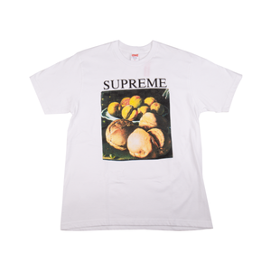 Supreme White Still Life Tee