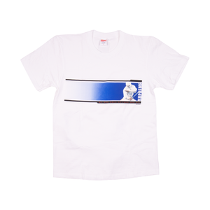 Supreme White We're Back Tee