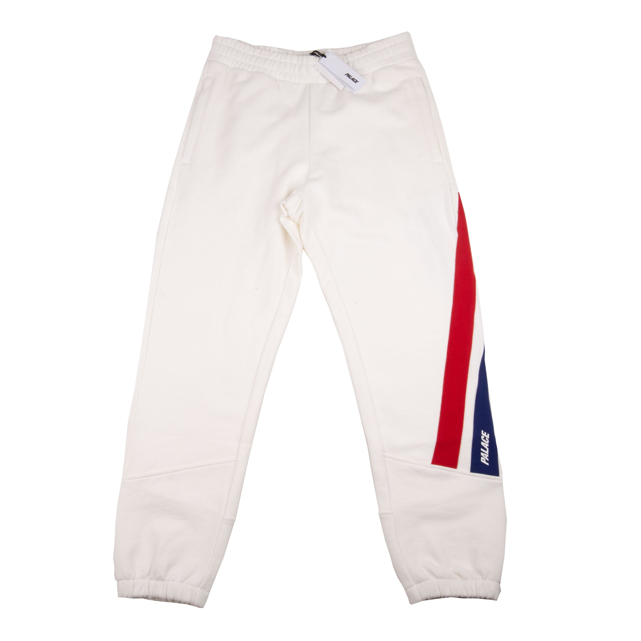 Palace White Duo Joggers