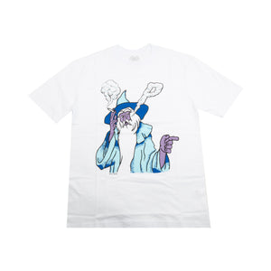 Palace White Wizard Tee