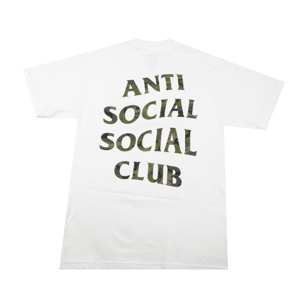 Anti Social Social Club White Woody Tee