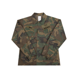 Supreme Camo WTAPS Jungle Jacket