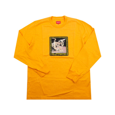 Supreme Yellow Best In The World L/S