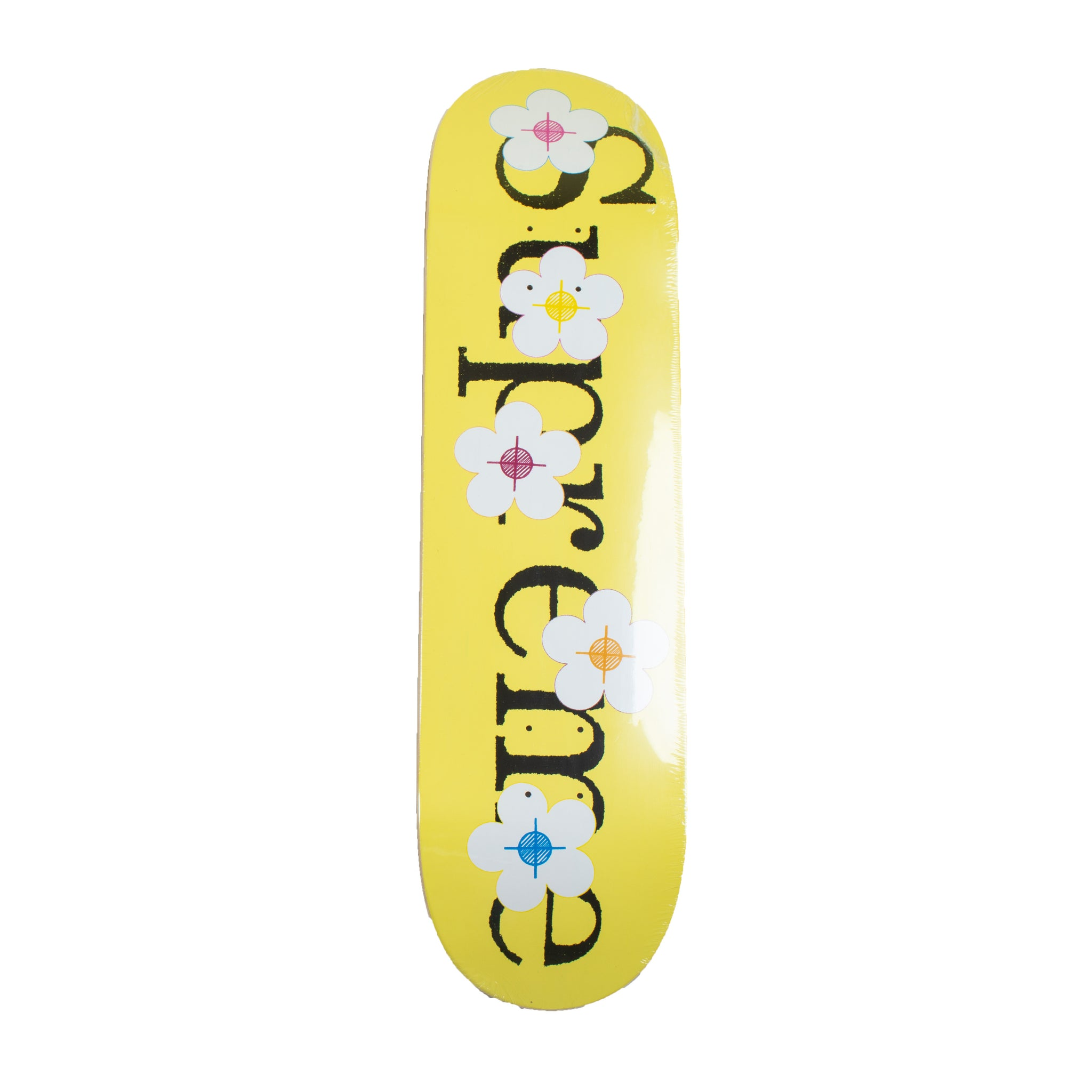 Supreme Yellow Flowers Deck