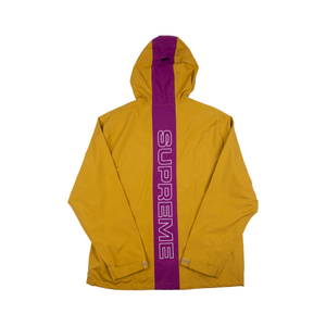 Supreme Yellow Tape Seam