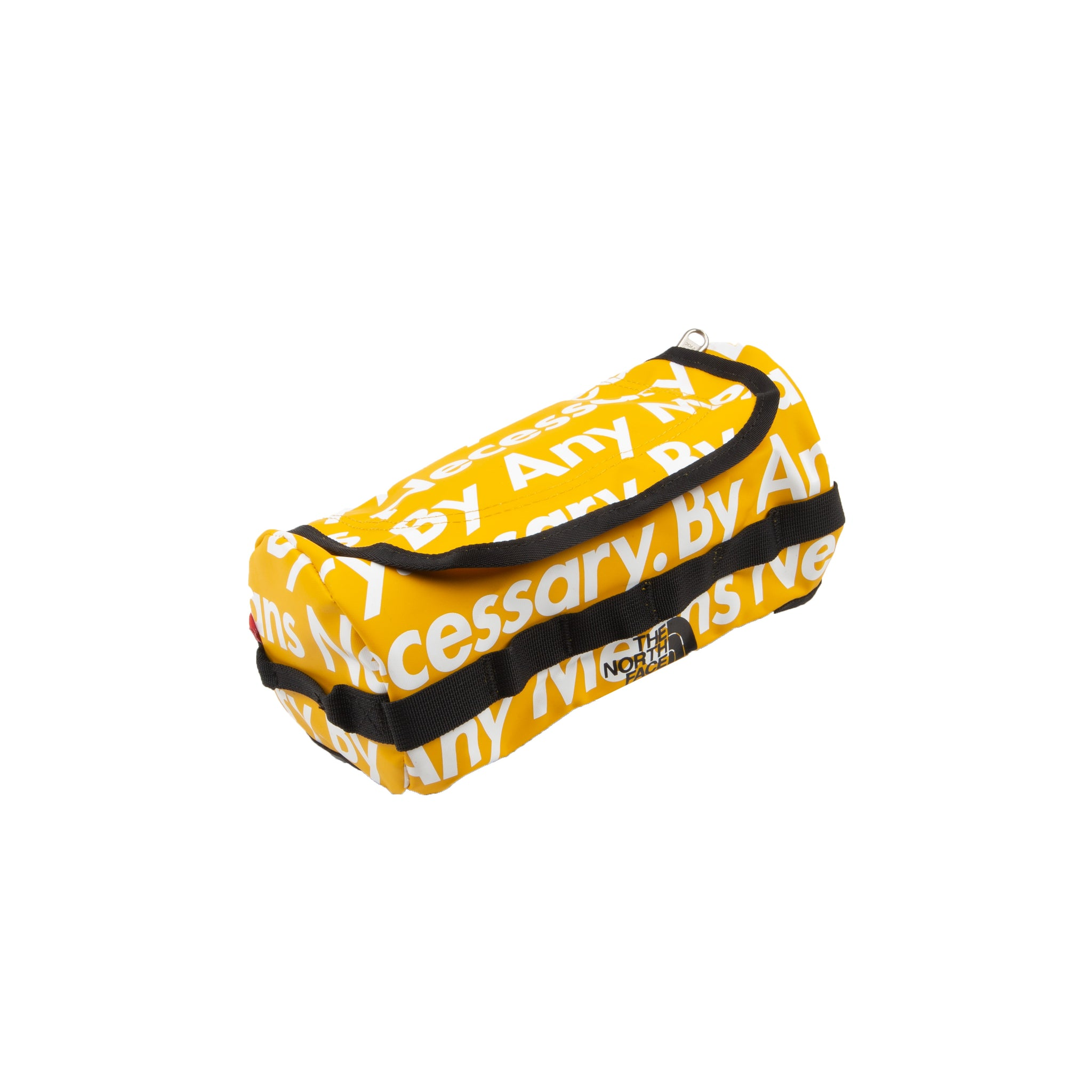 Supreme Yellow TNF By Any Means Travel Canister