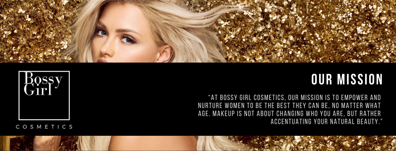 Bossy Girl Cosmetics Mission Statement