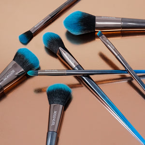 Caribbean 7-Piece Brush Set