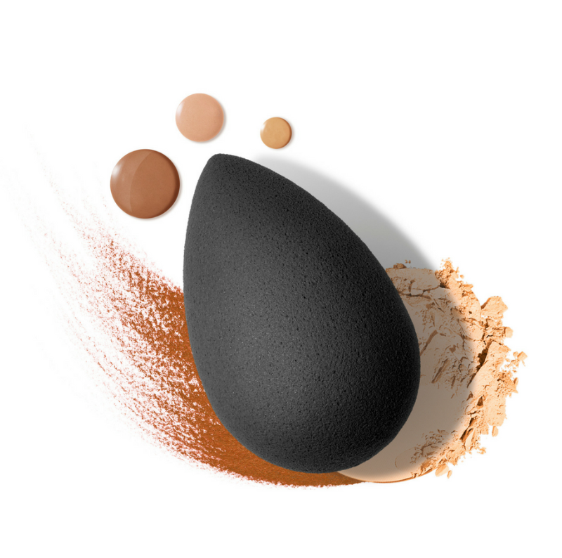 bossy girl cosmetics latex free beauty blender sponge flawless application for foundation- huda beauty - anastasia beverly hills - dose of color - bh cosmetics - kim kardashian