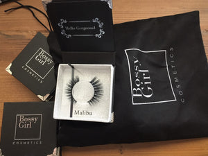 The Lash Box - Bossy Girl Cosmetics