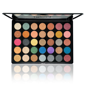 Esperanza Palette by Bossy Girl Cosmetics - Cruelty Free makeup - Affordable Makeup - Pretty Makeup - Eyeshadow Palette