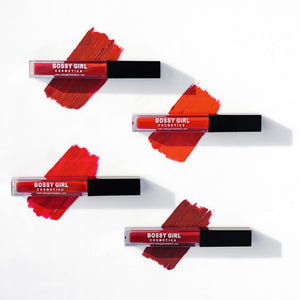 All About The Reds Matte Liquid Lipstick