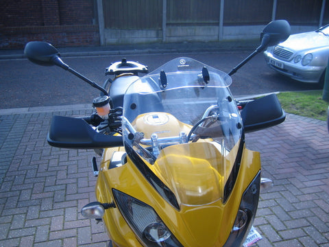 Aero-Trim  for all Triumph Tiger models