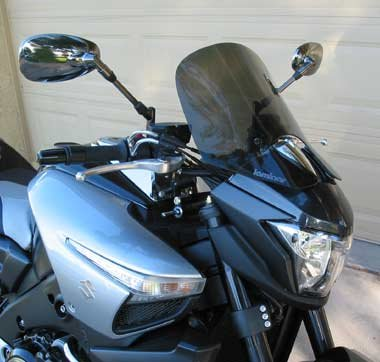 Laminar Speed Shield for Suzuki B-King