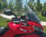 Calsci screens for Ducati Multistrada 1200 2010-2012