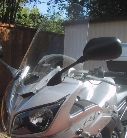 Calsci screens for Yamaha Fazer FZ1 06 on