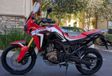 Calsci screens for Honda Africa Twin