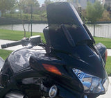 Calsci tinted shorty screen for Honda ST1300 Pan European