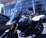 Calsci screens for Suzuki V-Strom 1000 2014 on