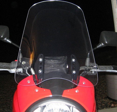 Calsci screens for Kawasaki Versys 2007 - 2009