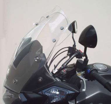 Laminar Lip for Aprilia Caponord 02-03