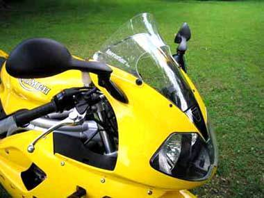 Laminar Lip for Triumph Daytona 955i 2002-2003