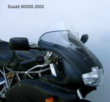 Laminar Lip for Ducati Supersport 750/850/900/1000 SS 1998-ON
