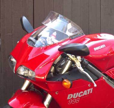 Laminar Lip for Ducati 748/916/996/998 All Years