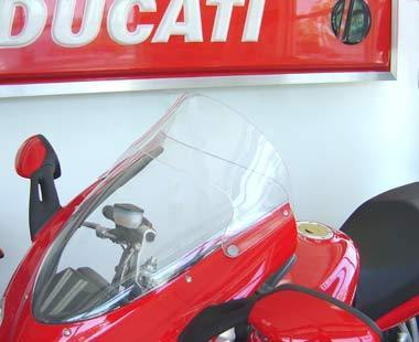 Laminar Lip for Ducati ST3/ST4 2004-ON