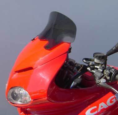 Laminar Lip for Cagiva Gran Canyon 900 All Years Short OEM Sheild Only