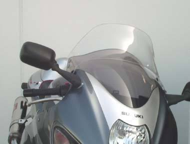 Laminar Touring Lip for Suzuki Hayabusa 2000 - 2008