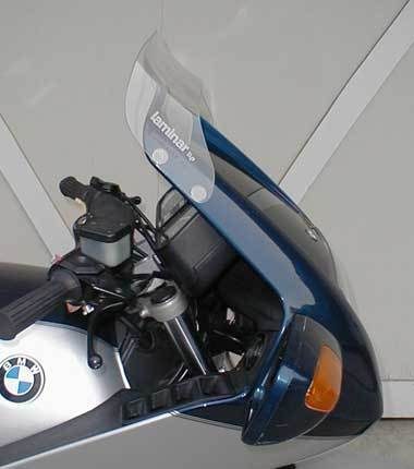 Laminar Lip for BMW K100RS to K1100RS 1985-1997