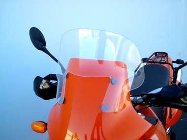 Laminar Speed Shield for KTM 640 Adventure All Years