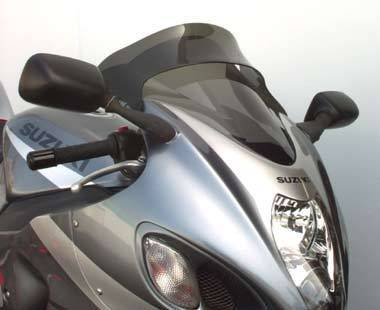 Laminar Lip for Suzuki Hayabusa 2000-2008