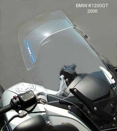 Laminar Lip for BMW K1200GT/K1300GT