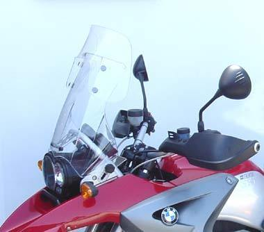 Laminar Lip for BMW R1200GS 2005-2012