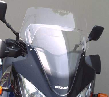 Laminar Lip for Suzuki V Strom 1000 K2 and K3